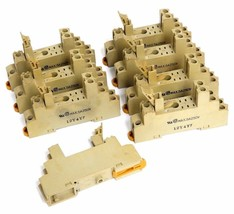 Lot Of 8 Omron P7PF-08-E Relay Socket Bases P7PF08E - $87.00