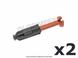 Mercedes w124 r129 Spark Plug Connector Set of 2 BOSCH OEM +1 YEAR WARRANTY - $42.85