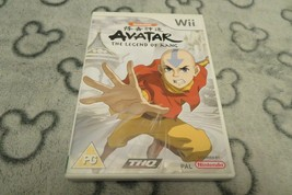 Avatar: The Legend of Aang (Wii) - Game VG COMPLETE FAST DISPATCH - $4.94
