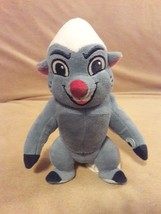 "DISNEY JUNIOR blue white BUNGA from THE LION GUARD plush stuffed animal 7"" - $5.89"