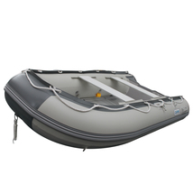 BRIS 9.8ft Inflatable Boat Yacht Tender Fish Raft Inflatable Dinghy WITH SEATBAG image 4