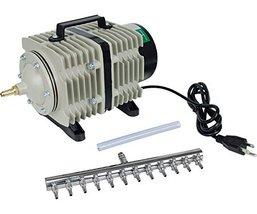 Active Aqua Commercial Air Pump, 12 Outlets, 112W, 110 L/min , 1750-GPH - $116.52