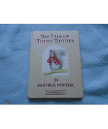 Beatrix Potter   Book The Tale Of Timmy Tiptoes  Undated - $12.34