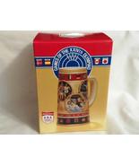1988 Games of the XXIV Seoul Olympiad Stein Budweiser Stein NIB 71/2 Inc... - $15.99