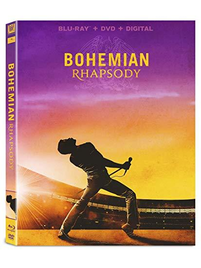 Bohemian Rhapsody [Blu-ray + DVD + Digital]