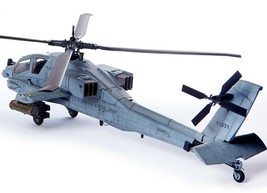 Academy 12129 AH-64A ANG South Carolina Plastic Attack Helicopter Hobby Model image 2