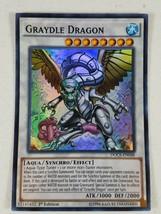 Yu-gi-oh! Trading Card - Graydle Dragon - DOCS-EN048 - Super Rare - 1st Ed. - $4.50