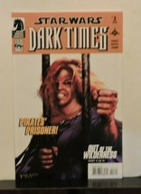 Star Wars Dark Times Out Of The Wilderness #3 November 2011 - $3.52