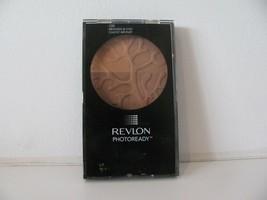 Revlon PhotoReady Bronzer #100 Bronzed & Chic .35 oz BROKEN & CHIPPED  - $9.89