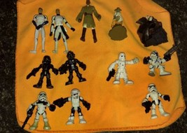 Star Wars action figures action figure ring lot of 12 - $28.71