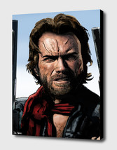 Clint Eastwood: The Outlaw Josey Wales - Mounted Canvas (various sizes) - $29.99+