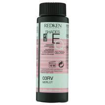 Redken Shades EQ Gloss 2 oz / 60 ml 03RV Merlot - $13.03