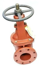 "KENNEDY VALVE KS-FW 4"" FIRE MAIN GATE VALVE 10304008068A KSFW"