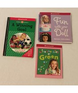 American Girl Doll Lot 3 Books A Winning Goal Fun With Your Doll Gift of... - $9.99