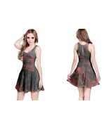 Deadpool Fuck Cancer REVERSIBLE DRESS - $23.99+