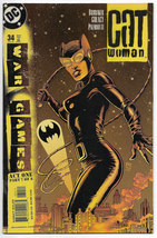 Catwoman 34 Vol 3 2004 DC Comics (VF+) - $1.99