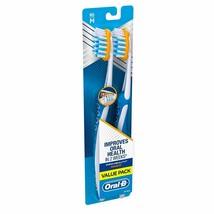 Oral-B Pro-Health Advanced Pro-Flex Toothbrush with Flexing Sides Medium... - $7.28