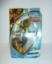 New Mattel DC Comics Super Hero Girls Bumble Bee Action Figure S-4 - $5.94