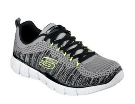 Skechers Equalizer 2.0 Men's Shoes Available in Grey UK 8 + FREE DELIVERY  - $50.51