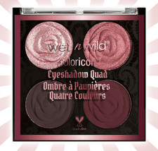 Wet n Wild ColorIcon Eyeshadow Quad #1110279 Bed of Roses 0.17 OZ - $9.40