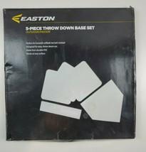 EASTON 5 Piece Throw down Base Set Bases Outdoor/Indoor - $17.77