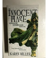 INNOCENT MAGE Kingmaker Kingbreaker book one by Karen Miller (2007) Orbi... - $9.89