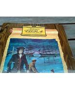 Vintage Boston Restaurant Menu Anthonys Pier 4 Fishing Docks Fishermen M... - $18.99