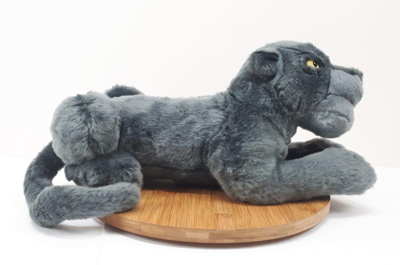 bagheera jungle book soft toy