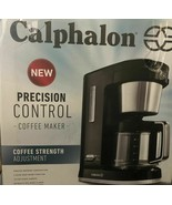 - Calphalon Precision Control 10 Cup Coffee Maker - Matte Black - $64.34