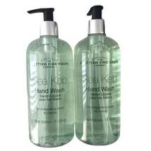 2 SEA KELP Hand Wash New The Scottish Fine Soaps Company 17.5 fl oz ea F... - $34.64