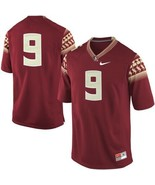 FLORIDA STATE SEMINOLE JERSEY-NIKE YOUTH LARGE-BRAND NEW W/ TAGS RETAIL $55 - $32.99