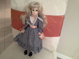 Haunted Chastity Is A Jinx/Hex Removing Spirit Doll - $59.95