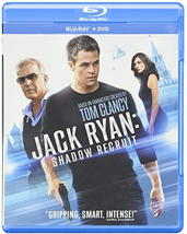 Jack Ryan: Shadow Recruit [Blu-ray + DVD]