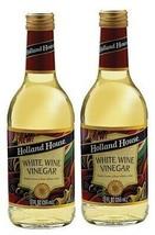 Holland House White Wine Vinegar 2 Pack - $27.67