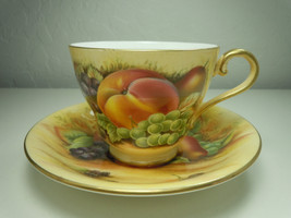 Aynsley Orchard Gold Cup and Saucer Set - $79.90