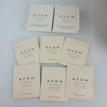 EYE PERFECTOR Avon 1997 Soothing Eye Mask 6 packettes NEW IN BOX! Lot 2 ... - $17.81