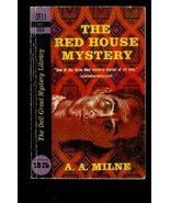 The Red House Mystery (Dell Great Mystery Library) (D321) [Mass Market P... - $30.88