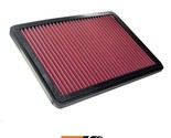 K&N Replacement Air Filter Fits Bmw 1988-92 M5,M6 Panel Filter 33-2559