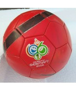 COCA-COCA Football Ball - Soccer Ball World Cup Germany 2006  - $34.72
