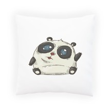 Abstract Design Panda Bear Pillow Cushion Cover y159p - $12.02+