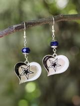 RD-ER-0234 - DC Hearts Earrings - $15.00