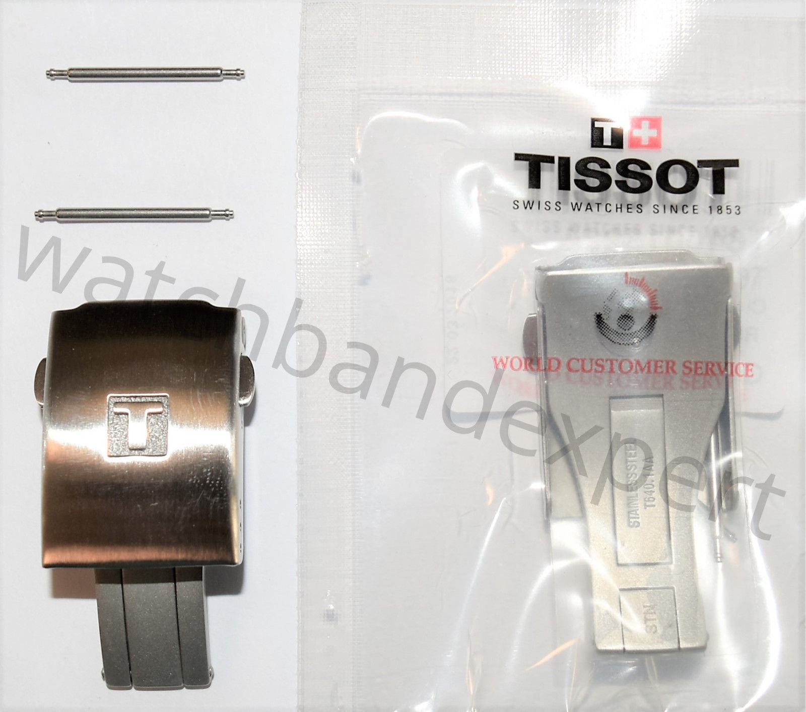Tissot Veloci T T024417a T024427a Clasp And 50 Similar Items