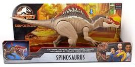 Jurassic World Extreme Chompin' Spinosaurus Camp Cretaceous Mattel NEW 2021 - $93.72