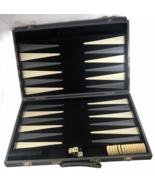 Large Vintage Backgammon Travel Board - $28.74