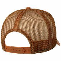 Goorin Bros Snapback Mesh Cap Rust Brown Wiener Dawg Dog Trucker Hat 101-0622 image 4