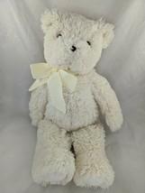 """Pottery Barn Kids Bear Plush 19"""" 2012 Stuffed Animal Toy - $14.95"""