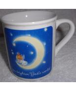 Hallmark Angel Mug Let Your Light Shine 1984 - $2.99