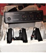 Microphones - Three FM Wireless Microphone Sytems - $45.00