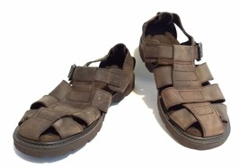 COLUMBIA Mens Size 11 Crescent Path Sandal Brown Mud Sport Trail Durable... - $37.39 CAD