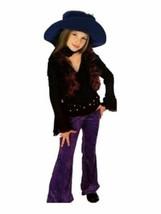 xcg263 POP DIVA Halloween Costume Large 12-14 - $26.13